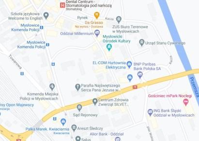 obiekt na sprzedaż - Mysłowice, Centrum